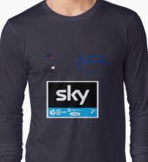 Team Sky Yellow Jersey 2017 - Le Tour De France T-Shirt