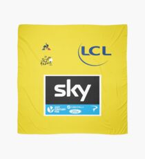 Team Sky Yellow Jersey 2017 - Le Tour De France Scarf