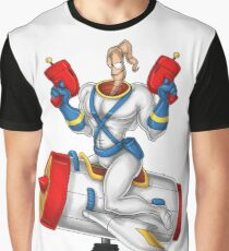Earthworn Jim - Pinup Graphic T-Shirt