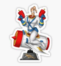 Earthworn Jim - Pinup Sticker