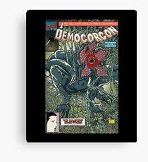 Demogorgon #1 Canvas Print