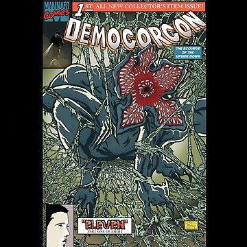 Demogorgon #1 by mannart