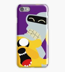 Jake & Bender  iPhone Case/Skin
