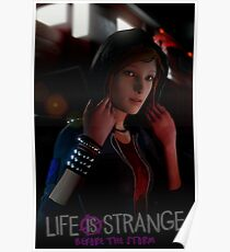 Chloe - Before the Storm - Life is Strange 1.5 Poster