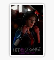Chloe - Before the Storm - Life is Strange 1.5 Sticker