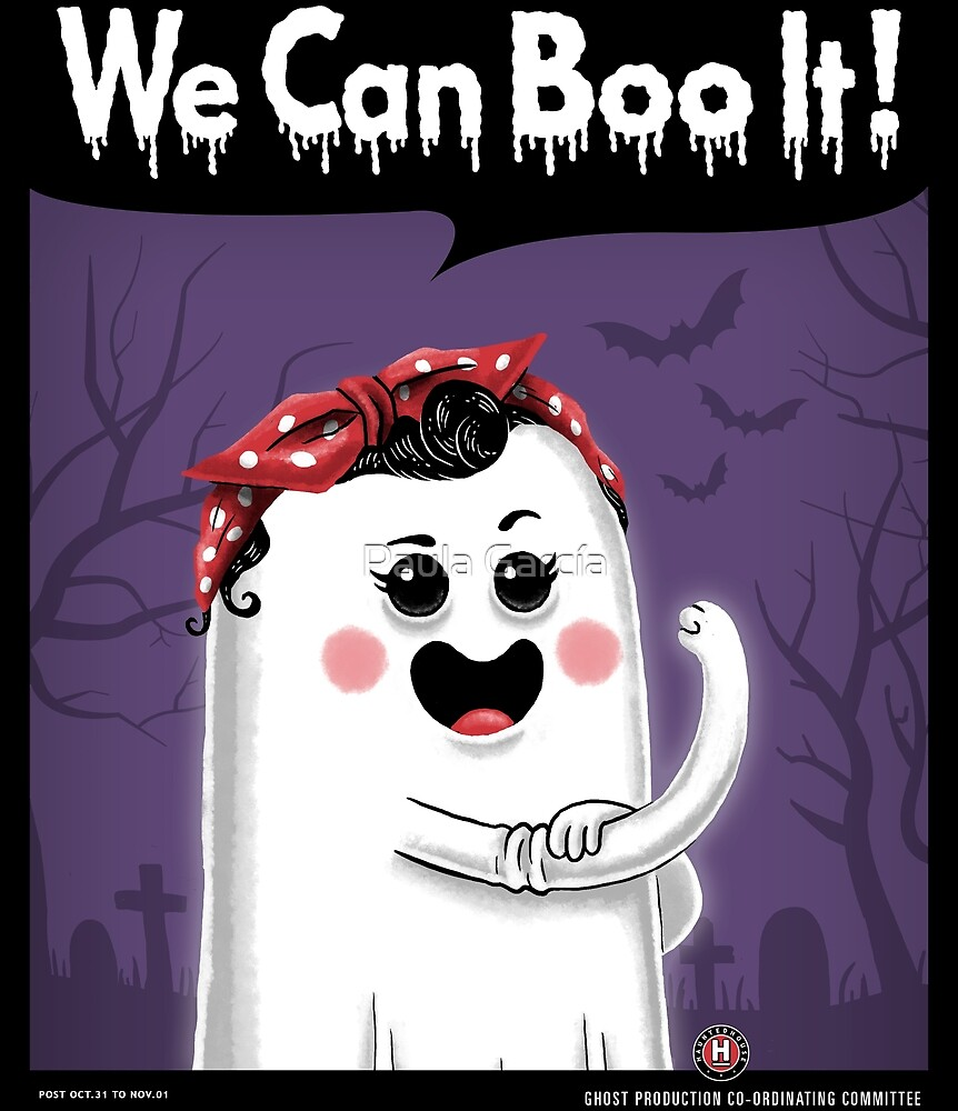 «We can boo it!» de Paula García