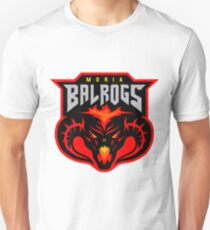 Balrog Lord of the Rings Moria T-Shirt
