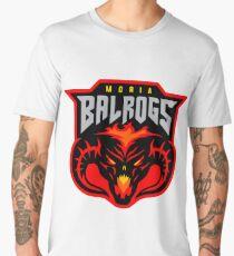 Balrog Lord of the Rings Moria Men's Premium T-Shirt
