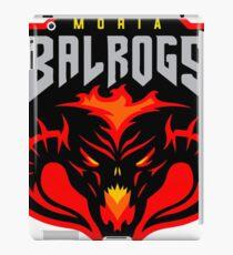 Balrog Lord of the Rings Moria iPad Case/Skin