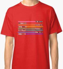 LGBT+ Lightsabers Classic T-Shirt