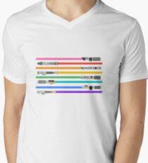 LGBT+ Lightsabers T-Shirt