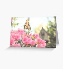 Let Your Soul Take Flight  Greeting Card