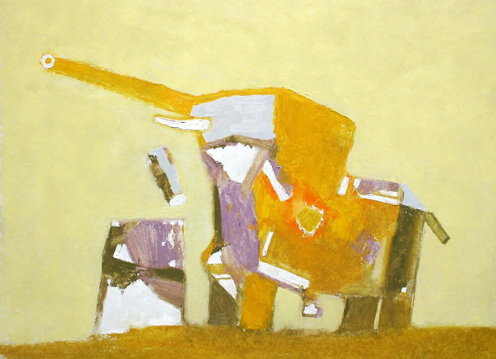 elephant 8 by Valeriu Buev