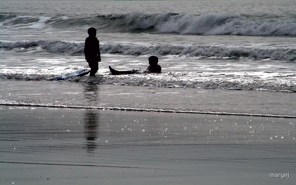 Beach Boys by maryej