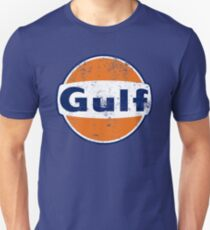 Gulf Racing Retro T-Shirt