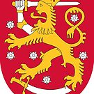 Coat of Arms (Finland) by Omar Dakhane