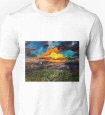 Norfolk Seascape  T-Shirt