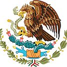Coat of Arms (Mexico) by Omar Dakhane