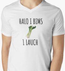 Halo I Bims 1 Lauch Men's V-Neck T-Shirt