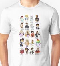 YGOTAS Catchphrases T-Shirt