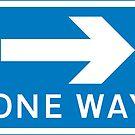ONE WAY by Omar Dakhane