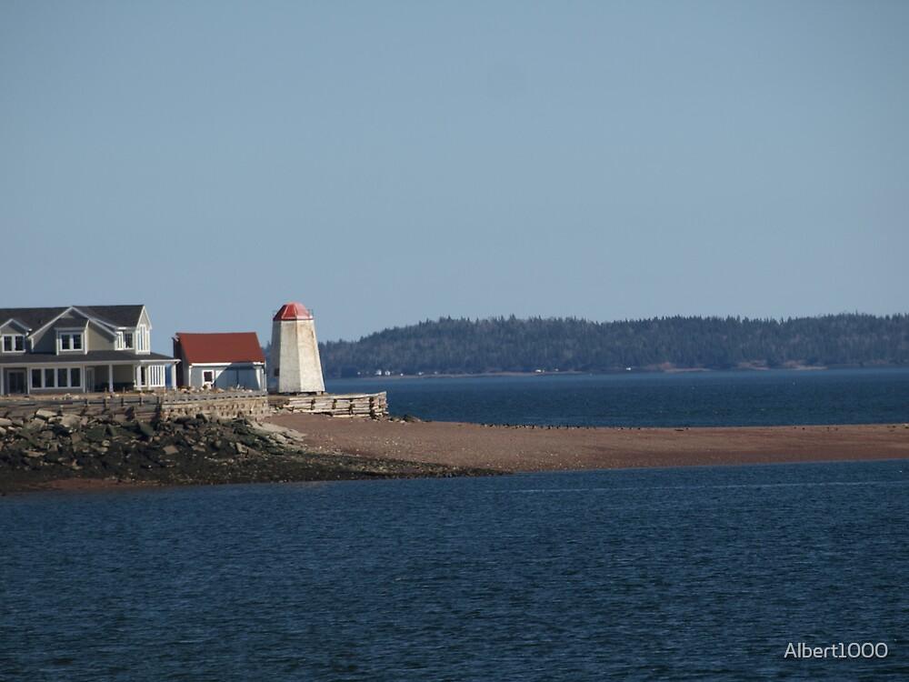 NC Lighthouse by Albert1000