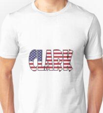 Clark (USA) Unisex T-Shirt