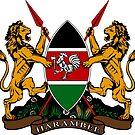 Coat of Arms (Kenya) by Omar Dakhane