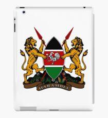 Coat of Arms (Kenya) iPad Case/Skin