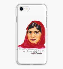 Malala iPhone Case/Skin