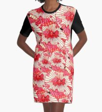 PARASOLS 2 Graphic T-Shirt Dress
