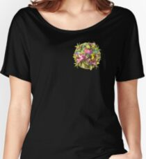 Flowers and Birds 1 Women's Relaxed Fit T-Shirt