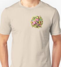 Flowers and Birds 1 Unisex T-Shirt