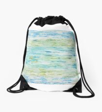 Currents Drawstring Bag