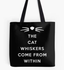 WHISKERS II Tote Bag