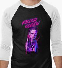 KILLER QUEEN Men's Baseball ¾ T-Shirt