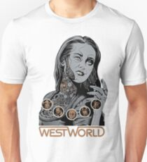 Westworld Dolores Unisex T-Shirt