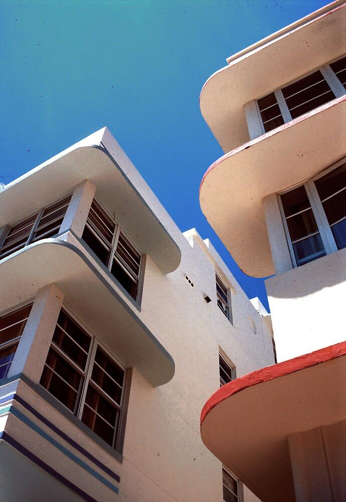 art deco houses Miami by ragman