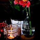 Blume & Kerze von Evita