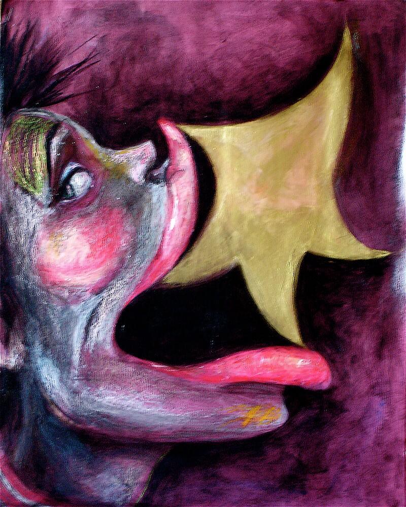 Struggling Star by Amanda Burns-Elhassouni