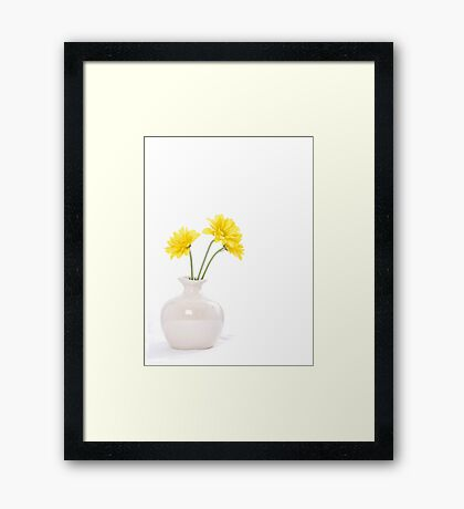 appreciation too Framed Print
