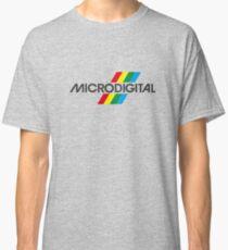 Vintage logo of Microdigital Electronica Classic T-Shirt