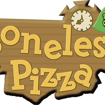 Boneless Pizza by GeneralGrievous