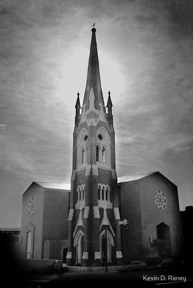 Sanctuary by Kevin D. Raney