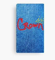 Crown  Canvas Print