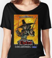 Chakan (Megadrive Box Art) Women's Relaxed Fit T-Shirt