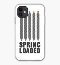 Pilates - Spring Loaded iPhone Case