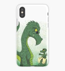 Momma and Baby iPhone Case/Skin