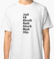 Okja, Mija & ALF squad Classic T-Shirt