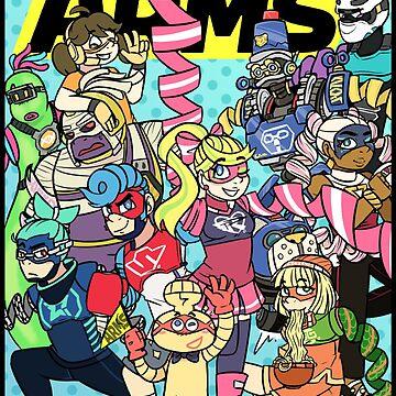 ARMS! by Tiramysu